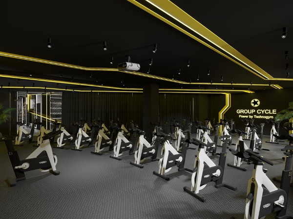 Открытие «Group Cycle Studio»